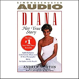 Diana: Her True Story Audiobook