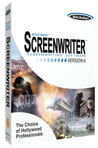 Movie Magic Screenwriter Version 6 (download code) CD not included (Mac Writing Software compare prices)
