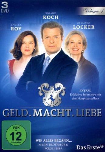 Geld.Macht.Liebe. Volume 1 [3 DVDs]