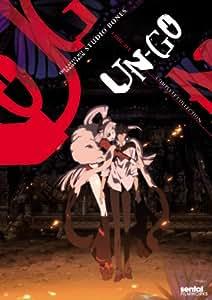 Un-Go Complete Collection