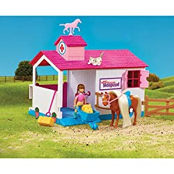 Animagic Rescue Hospital Bluebell Stables (Dispatched From Uk)