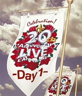 20th L\'Anniversary LIVE-Day1-(Blu-ray Disc)