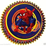 Wilton Standard Baking Cups Spider-Man 50-Pack