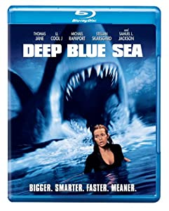 Deep Blue Sea [Blu-ray]