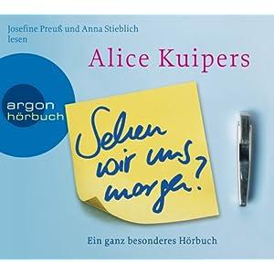 eBook Cover für  Sehen wir uns morgen 1 CD Ein ganz besonderes H xF6 rbuch