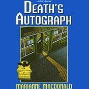Death's Autograph | [Marianne Macdonald]