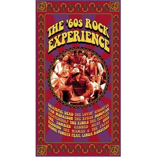 Amazon.com: VARIOUS ARTISTS: The '60s Rock Experience: Music