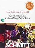 Les dix enfants que madame Ming n'a jamais eus: Livre audio 2CD audio