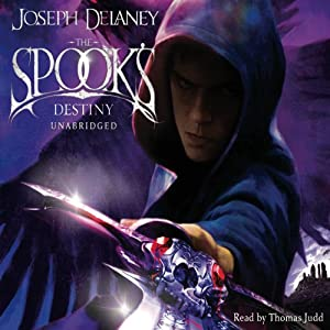 The Spook's Destiny Audiobook