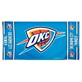 NBA Oklahoma City Thunder 30 by 60 Fiber Reactive Beach Towel Amazon.com