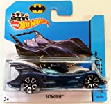 Hot Wheels 2014 BATMAN BATMOBILE HW CITY 62/250