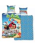 Angry Birds Cliffhanger Single Duvet Cover Set - Reversible
