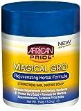 African Pride Magical Gro Rejuvenating Herbal Formula 5.5 oz. (Pack of 2)