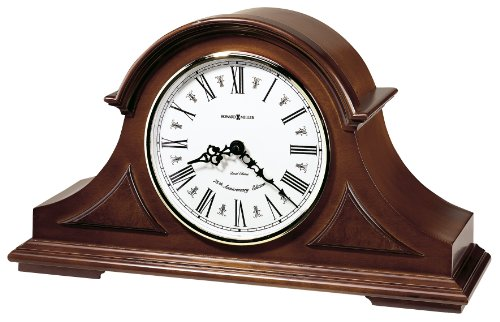 Howard Miller 635-107 Burton II Mantel Clock