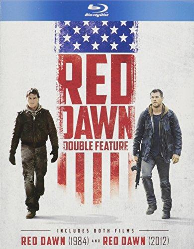 Blu-ray : Red Dawn (1984) / Red Dawn (2012) (Pan & Scan)