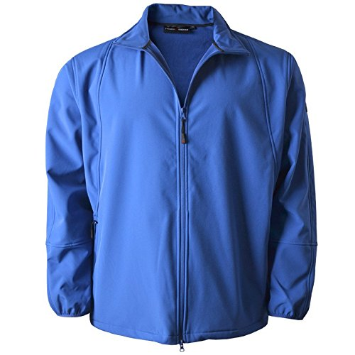 Softshell-Jacke Übergrößen royal-blau kaufen