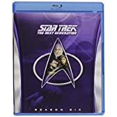 Star Trek: Next Generation - Season 6 [Blu-ray] [Import]