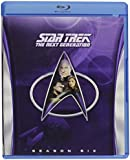 Star Trek: Next Generation - Season 6 [Blu-ray] (Bilingual) [Import]