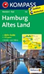 Hamburg - Altes Land: Wanderkarte mit...