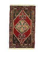 L'Eden del Tappeto Alfombra Yastik Multicolor 55 x 88 cm
