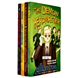 Demon Headmaster 4 Books Set - 1) The Demon Head Master 2) The Demon Headmaster & the Prime Minister's Brain 3) The Revenge of the Demon Headmaster 4) The Demon Headmaster Strikes Again (The Demon Headmaster Collection)by Gillian Cross