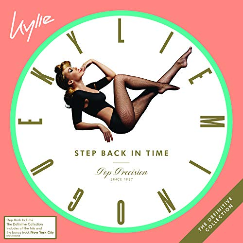 CD : KYLIE MINOGUE - Step Back In Time: The Definitive Collection (2 Discos)