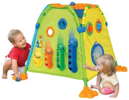 tomy 1 er age tapis de jeu tipi d eveil jouets. Black Bedroom Furniture Sets. Home Design Ideas