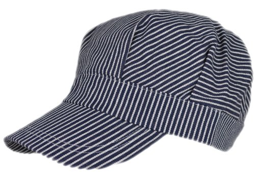 Adult Train Engineer Cap