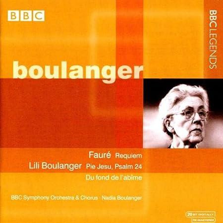 LILI BOULANGER (1893-1918) 51fnyFAsN4L._SY450_