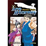 Phoenix Wright: Ace Attorney, Volume 1by Kenji Kuroda