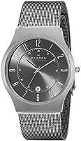 Skagen Gents Titanium Watch - 233XLTTM