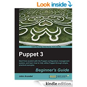 Puppet 3 Beginner's Guide