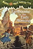 Magic Tree House #24: Earthquake in the Early Morning (A Stepping Stone Book(TM))