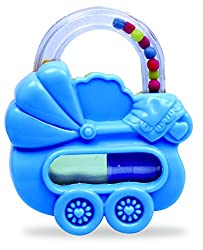 Giggles Pram Rattle 2015, Multi Color