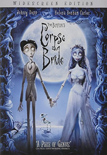 DVD : Corpse Bride (, Dubbed, Dolby, AC-3, Widescreen)