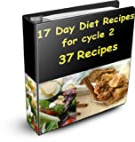 17 Day Diet Recipe Book for Cycle 2