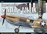 Image of Supermarine Spitfire Mk.IX (Topcolours KG15015) (TopColors)