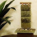 Homedics Envira Scapre Slate Falls Relaxation Fountain