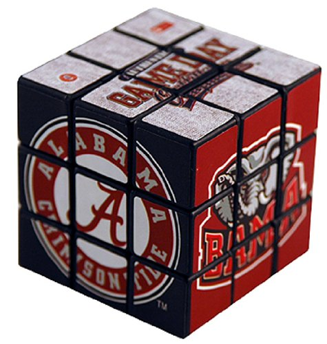 NCAA Alabama Crimson Tide Toy Puzzle Cube - 1