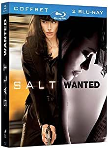 Salt + Wanted [Blu-ray]