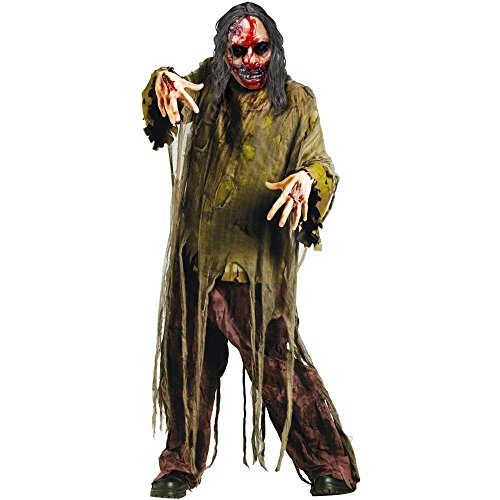 Dark Bleeding Zombie Kids Costume
