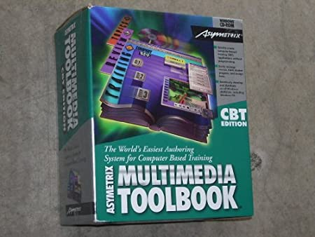 Multimedia Toolbook- Cbt Edition - Educational Version 4.0 By Asymetrix