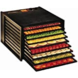 Excalibur Food Dehydrator 3926T black with integrated timer
