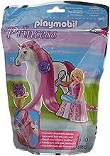 Comprar Playmobil - Princesa rosa con caballo (61660)