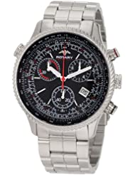 Rotary Men's AGB90045/C/04 Aquaspeed Sports Chronograph Bracelet Swiss-Made Watch