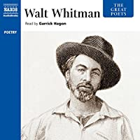 The Great Poets: Walt Whitman audio book