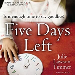 Five Days Left Audiobook