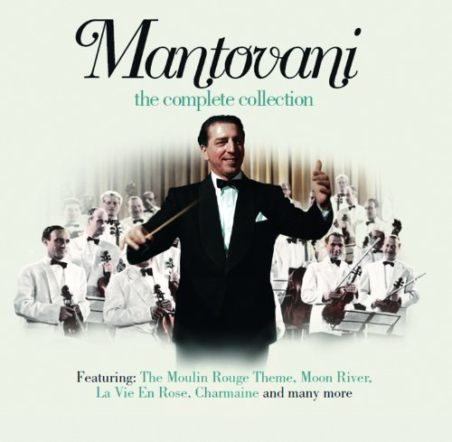 Mantovani - Mantovani-The Complete Collection: 100 Golden Classics (5CD) - Zortam Music