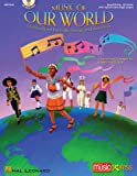 Music of Our World, Collection Resource: Multicultural Festivals, Songs and Activities (0634063219) by John Higgins