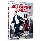 The Adjustment Bureau + DVD Exclusive Bonus Features + Deleted and Extended Scenes & Feature Commentary (Official UK Release) [DVD]